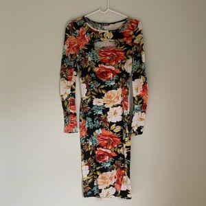 Flowery Strawberry dress 🌺